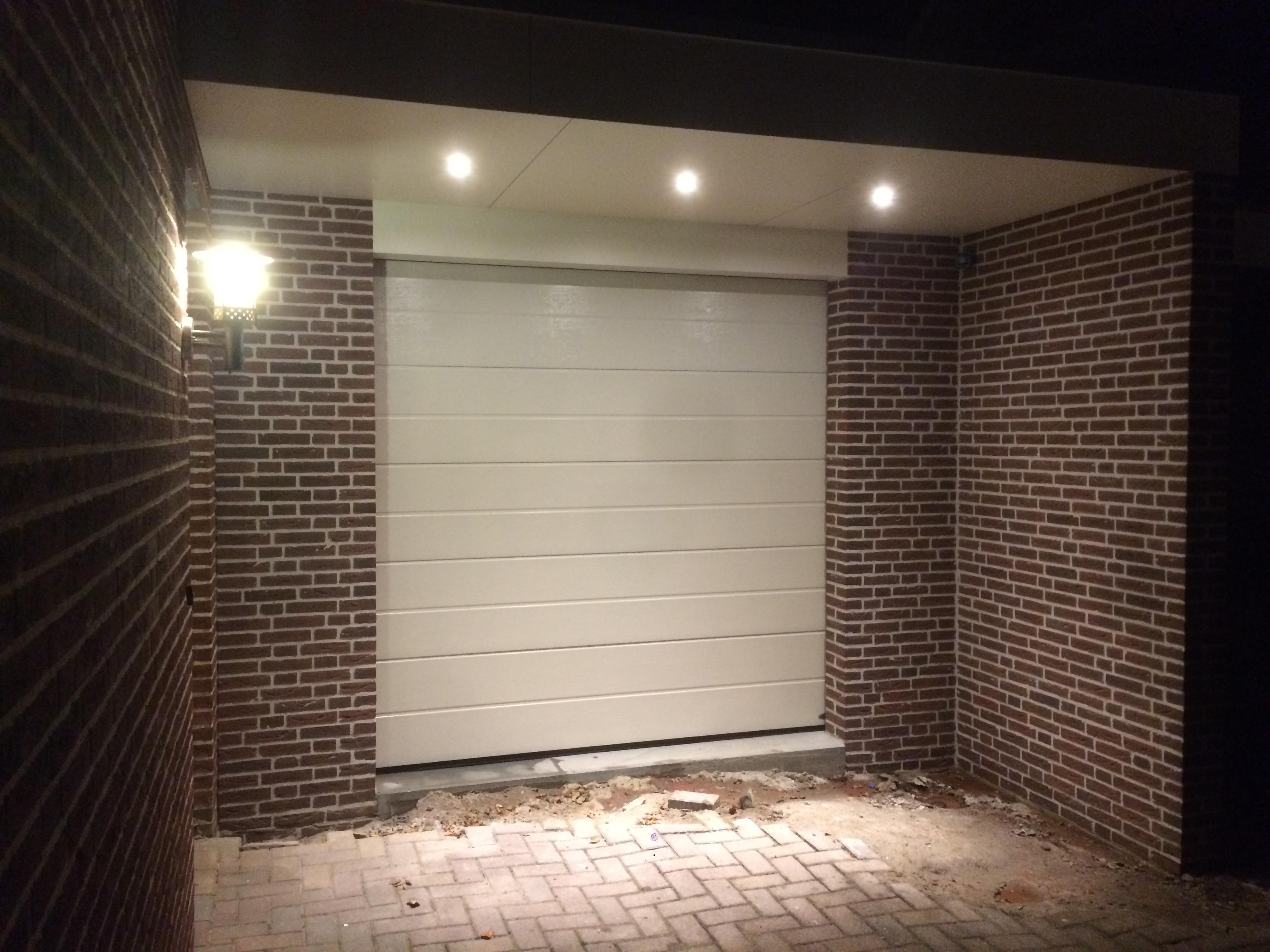 Renovatie garage
