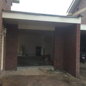 Nieuwbouw Garage