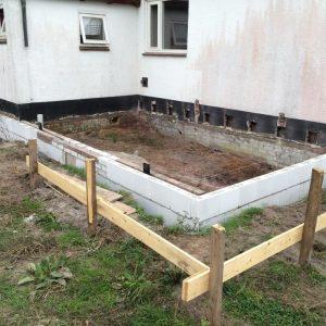 Oude situatie Verbouwing Woning Heerenveen